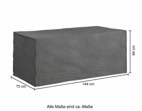 KONIFERA Schutzhülle Loungeset, (L/B/H):ca. 144x75x64 cm B12916757 UVP 29,99 € | KONIFERA Schutzhlle Loungeset LBHca 144x75x64 cm B12916757 UVP 2999 333346948371 4