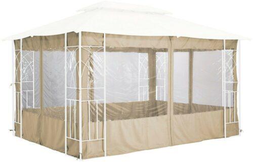 KONIFERA Seitenteile für Pavillon Bogen 3x4 B611632 UVP 89,99€   KONIFERA Seitenteile fr Pavillon Bogen mit Fenster 3 x 4 m B709379 UVP 8999 333479866226