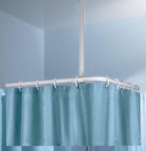 Kleine Wolke Deckenhalterung für Duschvorhangstangen B545787 ehemalig UVP 23,99€   Kleine Wolke Deckenhalterung fr Duschvorhangstangen UVP 2399 B545787 332502794284