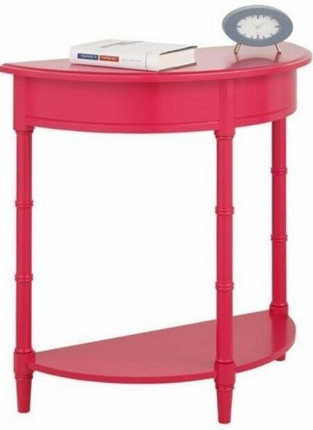 Kommode Konsole Tisch Konsolentisch Pink NEU UVP 99,99 € B513334 | Kommode Konsole Tisch Konsolentisch Pink NEU UVP 9999 B513334 332594093941