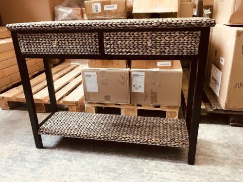 Kommode Tisch Konsolentisch schwarz  B116429 ehemalig UVP 269,99€ | Kommode Tisch Konsolentisch schwarz NEU UVP 26999 B116429 232705466148 2