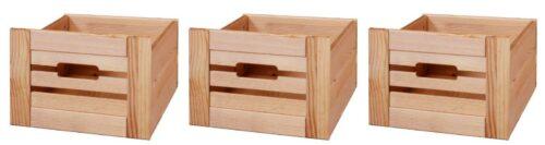 Korbset Venezia Landhaus 3er-Set Kiefer B561000 UVP 54,99€ | Korbset Venezia Landhaus 3er Set Kiefer UVP 5499 B561000 233098388451