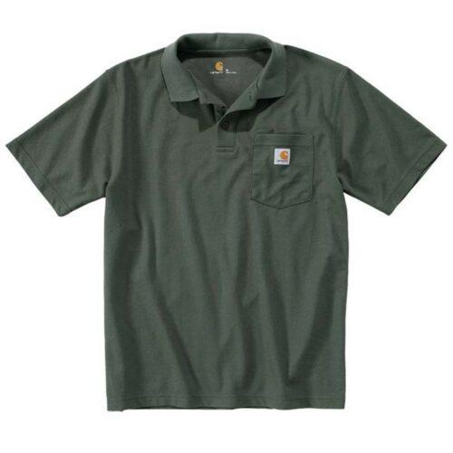 NEU! Carhartt Workwear Poloshirt B549061 Gr S UVP 34,99€ | NEU Carhartt Workwear Poloshirt UVP 3499 B549061 233550760300