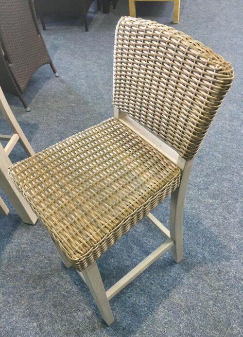 Outrium Maui  Hochstühle Barhocker 2 Stühle B181507 UVP199,99€   Outrium Maui Hochsthle Barhocker 2 Sthle UVP19999 B181507 233193351206 3