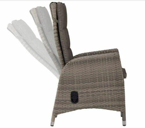 PLOSS Gartenmöbelset Tokio 6 Sesseln Tisch Polyrattan B43104620 UVP 1.199,99€ | PLOSS Gartenmbelset Tokio 6 Sesseln Tisch Polyrattan B43104620 UVP 119999 333257854898 4