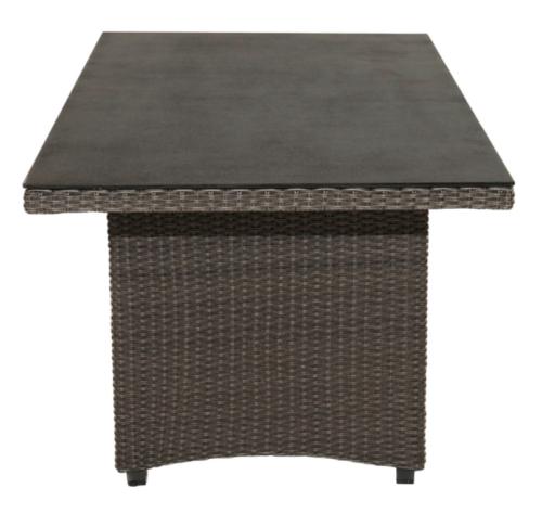 PLOSS Gartentisch Tisch Peking Garten Tisch 200x95cm Aluminium B11616119T | PLOSS Gartentisch Tisch Peking Garten Tisch 200x95 cm Aluminium B11616119 233401172851 3