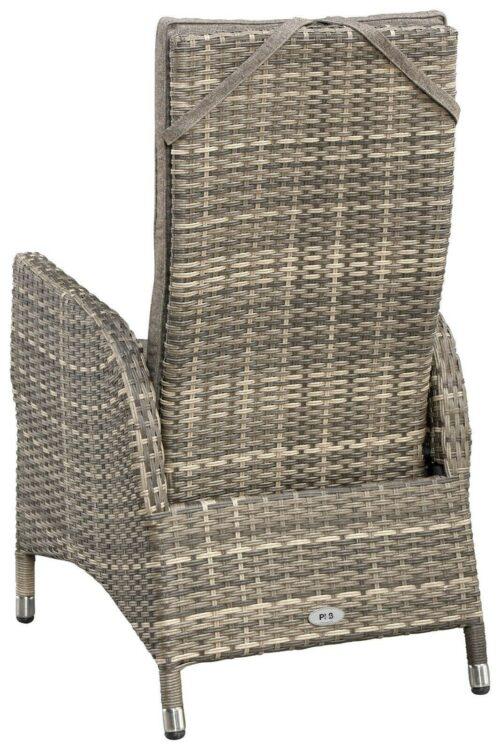 PLOSS Stuhlset Tokio2-tlg 2 Sessel Polyrattan/Alu beige B97944600S | PLOSS Stuhlset Tokio2 tlg 2 Sessel Polyrattan braun B97944600 233588875081 3