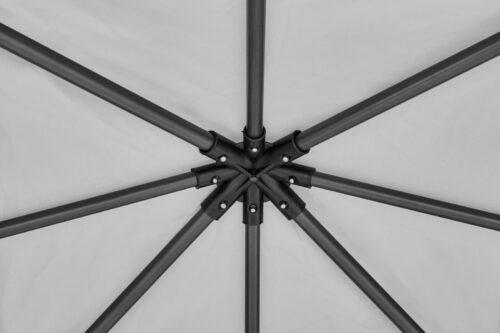 Konifera Pavillon 3x4  Garten Aluminium/Stahl B845740  UVP 299,99€   Pavillon 3x4 Gartenmbel Aluminium UVP 29999 L845740 233550760327 2