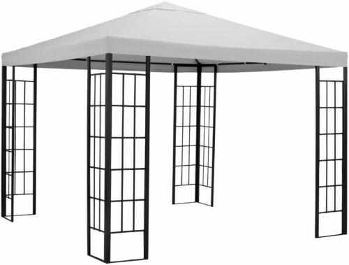Konifera Pavillon 3x4  Garten Aluminium/Stahl B845740  UVP 299,99€   Pavillon 3x4 Gartenmbel Aluminium UVP 29999 L845740 233550760327