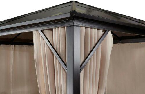 Pavillon Garten Pavillondach Dach Ohne Seitenteile 3x4 UVP 599,00€ B673541 | Pavillon Garten Pavillondach Dach Ohne Seitenteile 3x4 UVP 59900 B673541 333209419628 2