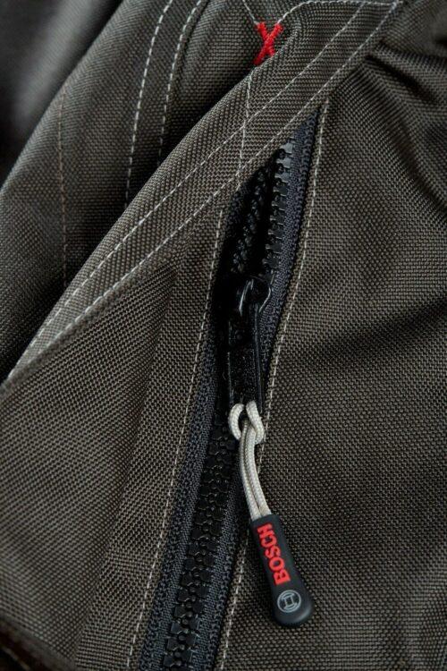 Bosch Pilotenjacke-Jacke WFJ Professional schwarz Größe S B342566 UVP 109,99€   Pilotenjacke Jacke WFJ Professional schwarz Gre S B342566 UVP 10999 233366288633 4