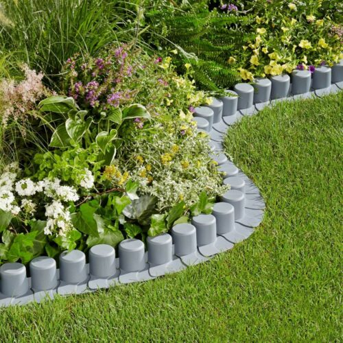 Rasenkante Flexible Lawn Edging LxH: 440x6/18cm B99673641 UVP 19,99€ | Rasenkante Flexible Lawn Edging LxH 440x618 cm B99673641 UVP 1999 233450360823