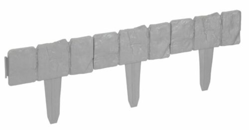Rasenkante Stone LxH: 250x10/22,5cm B64909558 UVP 13,99€   Rasenkante Stone LxH 250x10225 cm B64909558 UVP 1399 333230229877 2