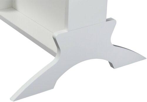Schmuckschrank Benita Spiegelschrank weiß Spiegel stehend B512943 UVP 129,99€ | Schmuckschrank Benita Spiegelschrank wei Spiegel stehend B512943 UVP 12999 333568230944 4