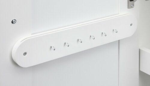 Schmuckschrank Benita Spiegelschrank weiß Spiegel stehend B512943 UVP 129,99€ | Schmuckschrank Benita Spiegelschrank wei Spiegel stehend B512943 UVP 12999 333568230944 5