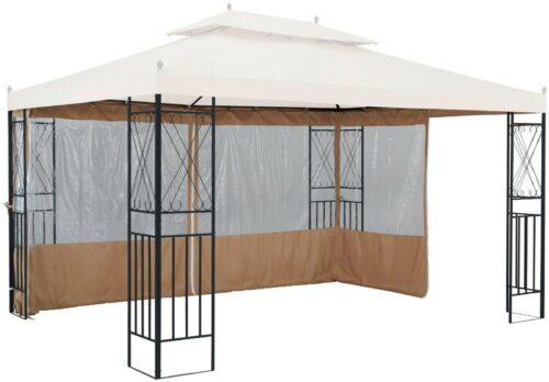Seitenteile Pavillon Royal, 3x4 m, 2 Stk., mit Fenster B43444024 UVP 83,99 €   Seitenteile Pavillon Royal 3x4 m 2 Stk mit Fenster B43444024 UVP 8399 233138966620
