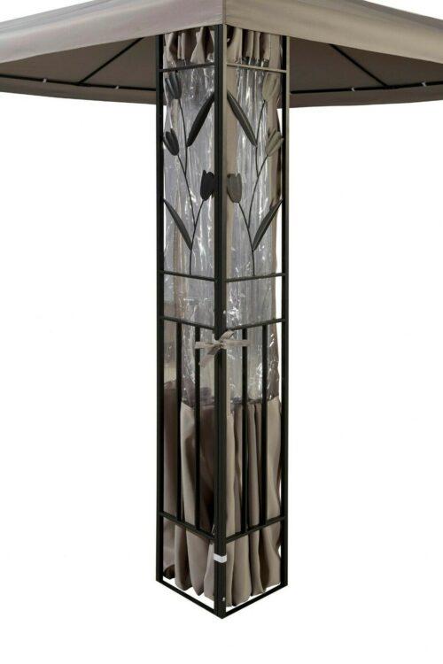 Seitenteile für Pavillon 2 Stk Modern & Tulip 300x300cm B34277432 UVP 39,99€   Seitenteile fr Pavillon 2 Stk Modern Tulip 300x300 cm B34277432 UVP 3999 333302758693 3