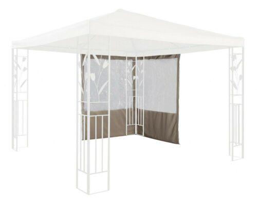 Seitenteile für Pavillon 2 Stk Modern & Tulip 300x300cm B34277432 UVP 39,99€   Seitenteile fr Pavillon 2 Stk Modern Tulip 300x300 cm B34277432 UVP 3999 333302758693