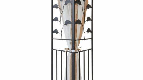 Seitenteile für Pavillon 3x3 Modern Tulpe Blätter sandfarben B470368 UVP 69,99€ | Seitenteile fr Pavillon 3x3 Modern Tulpe Bltter sandfarben UVP 6999 B470368 233550760322 2