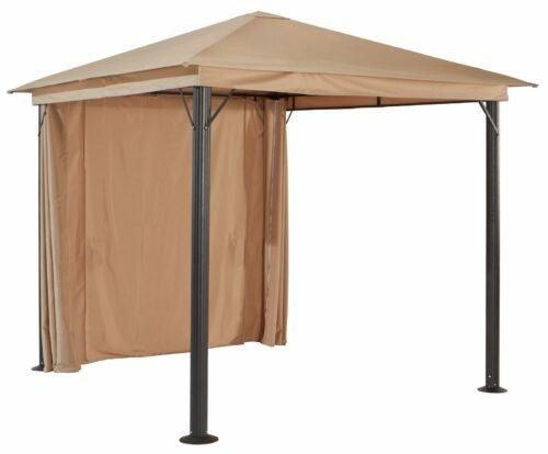 Seitenteile für Pavillon Verona sandfarben 3x3 B889368 ehemalig UVP 69,99€ | Seitenteile fr Pavillon Verona sandfarben 3x3 UVP 6999 B889368 232431771248