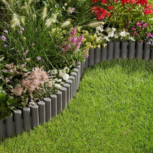 Set: Palisade Beetumrandung Garten LxH: 240x15/24cm B52510759 UVP 17,99€ | Set Palisade Beetumrandung Garten LxH 240x1524 cm B52510759 UVP 1799 233318723674