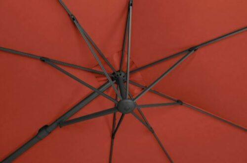 Sonnenschirm Big Rom(L/B): ca.300x400cm B16423037 UVP399,99€ | Sonnenschirm Big Rom LB ca 300x400 cm B16423037 UVP 39999 333233405787 5