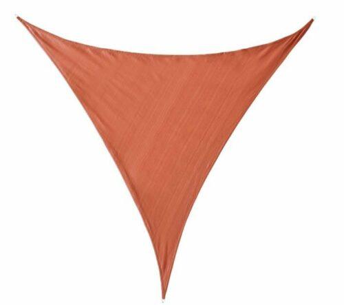Konifera Sonnensegel Dreieck 300x300x300cm terracotta orange B33634004OR UVP 22,99€ | Sonnensegel Dreieck 300x300x300 cm B33634004 terracotta orange UVP 3999 233187643440