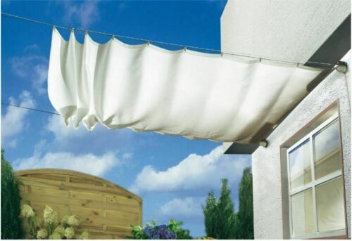Sonnensegel , mit Befestigungs-Set, weiß B222934 UVP 73,49€ | Sonnensegel mit Befestigungs Set wei B222934 UVP 7349 333085685740