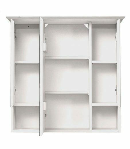 Spiegelschrank Landhaus/Sund weiß, Breite 63 cm, UVP129,99€ B489682   Spiegelschrank LandhausSund wei Breite 63 cm UVP12999 B489682 332427532563 2
