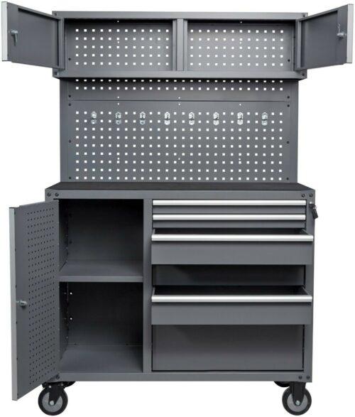 Unbefüllter Werkstattwagen Miami zur Selbstmontage B53140767 UVP 299,99€ | Unbefllter Werkstattwagen Miami zur Selbstmontage B53140767 UVP29999 233421417890 3