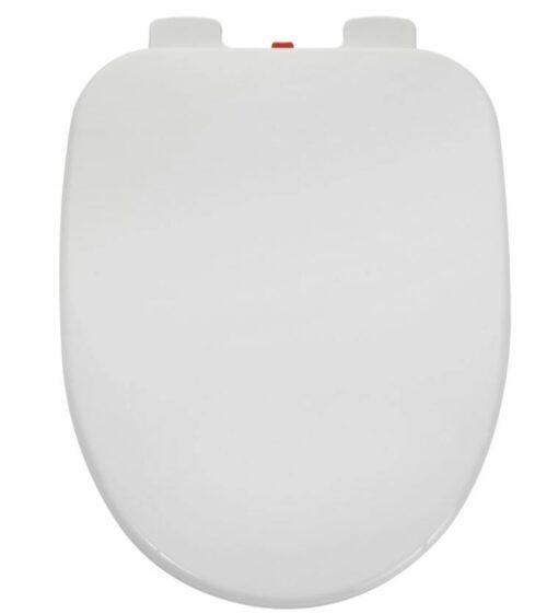 WC-Sitz Ibiza Klodeckel mit Absenkautomatik weiß B57392223 ehemalige UVP 32,99€ | WC Sitz Ibiza Klodeckel mit Absenkautomatik wei B57392223 UVP 3299 332820785711 2