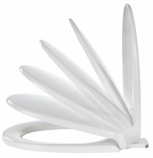 WC-Sitz Ibiza Klodeckel mit Absenkautomatik weiß B57392223 ehemalige UVP 32,99€ | WC Sitz Ibiza Klodeckel mit Absenkautomatik wei B57392223 UVP 3299 332820785711 3