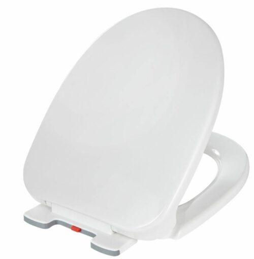 WC-Sitz Ibiza Klodeckel mit Absenkautomatik weiß B57392223 ehemalige UVP 32,99€ | WC Sitz Ibiza Klodeckel mit Absenkautomatik wei B57392223 UVP 3299 332820785711 4
