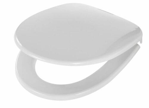 WC-Sitz Ibiza Klodeckel mit Absenkautomatik weiß B57392223 ehemalige UVP 32,99€ | WC Sitz Ibiza Klodeckel mit Absenkautomatik wei B57392223 UVP 3299 332820785711