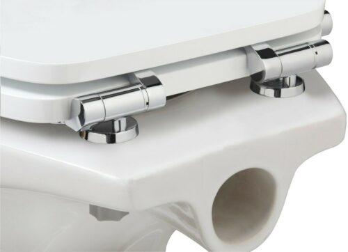 WC-Sitz Steine MDF Toilettensitz mit Absenkautomatik B95735908 ehemalige UVP 49,99€ | WC Sitz Steine MDF Toilettensitz mit Absenkautomatik B95735908 UVP 5999 233187743049 5