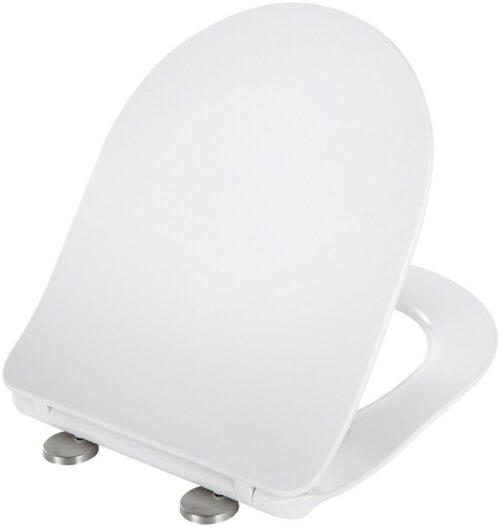 WC-Sitz Trento Premium extra flacher Sitz Absenkautomatik abnehmbar B38568721 ehemalige UVP 49,99€ | WC Sitz Trento Premiumextra flacher SitzAbsenkautomatikabnehmbar B38568721 233182754699 4