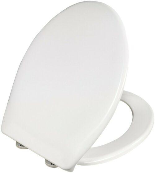 WC-Sitz weiß Toilettensitz mit Absenkautomatik weiß B14506661 ehemalige UVP 34,99€ | WC Sitz wei Toilettensitz mit Absenkautomatik wei B14506661 UVP 4999 333142533034 3