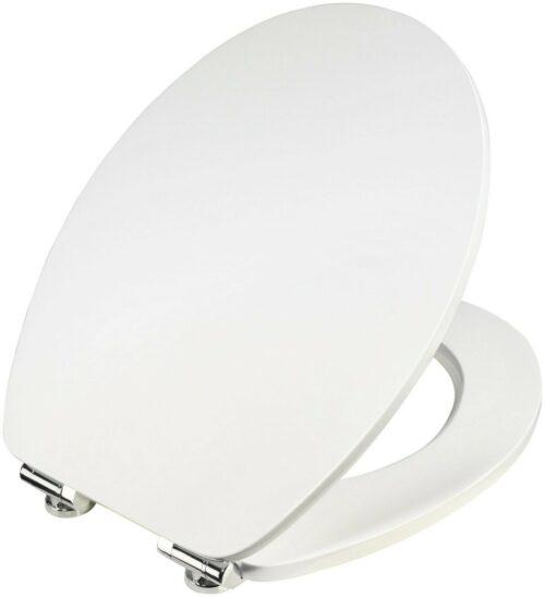 WC-Sitz weiß hochglanz lackiert Toilettensitz Absenkautomatik B11802531 ehemalige UVP 44,99€ | WC Sitz wei hochglanz lackiert Toilettensitz Absenkautomatik B11802531 UVP 64 233133326621 4