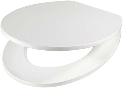 WC-Sitz weiß hochglanz lackiert Toilettensitz Absenkautomatik B11802531 ehemalige UVP 44,99€ | WC Sitz wei hochglanz lackiert Toilettensitz Absenkautomatik B11802531 UVP 64 233133326621