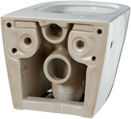 WELLTIME Wand-WC Vigo Toilette WC-Sitz Softclose B53547153 ehemalige UVP 189,99€ | WELLTIME Wand WC Vigo Toilette WC Sitz Softclose B53547153 UVP 18999 333593121012 5