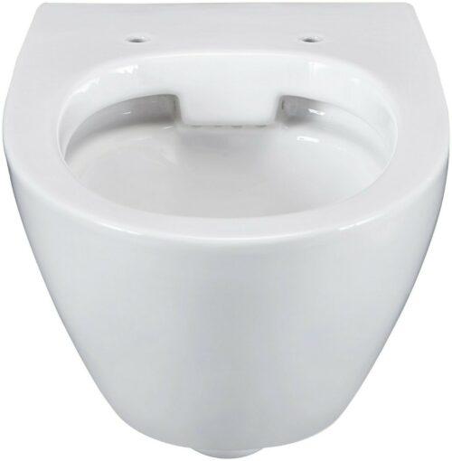 Wand WC Spring Toilette spülrandlos WC-Sitz Softclose B48520810 ehemalige UVP 279,99€ | Wand WC Spring Toilette splrandlos WC Sitz Softclose B48520810 UVP 27999 333529975594 3