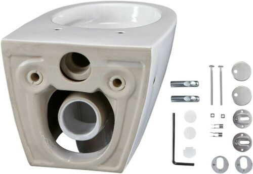 Wand WC Spring Toilette spülrandlos WC-Sitz Softclose B48520810 ehemalige UVP 279,99€ | Wand WC Spring Toilette splrandlos WC Sitz Softclose B48520810 UVP 27999 333529975594 4