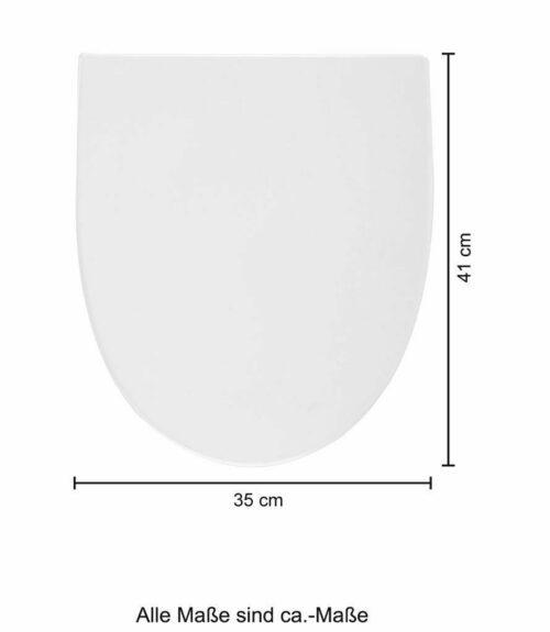 Wand WC Spring Toilette spülrandlos WC-Sitz Softclose B48520810 ehemalige UVP 279,99€ | Wand WC Spring Toilette splrandlos WC Sitz Softclose B48520810 UVP 27999 333529975594 9