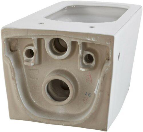 Wand-WC Trento eckig WC-Sitz mit Softclose B64842401 ehemalige UVP 299,99€ | Wand WC Trento eckig WC Sitz mit Softclose B64842401 UVP 29999 333556997313 3