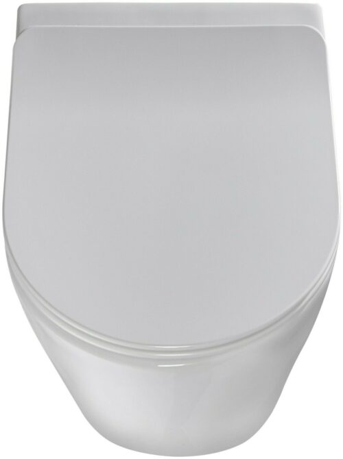 Wand WC Vigo Toilette spülrandlos WC-Sitz Softclose B63488014 ehemalige UVP 229,99€ | Wand WC Vigo Toilette splrandlos WC Sitz Softclose B63488014 UVP 22999 233509150304 2