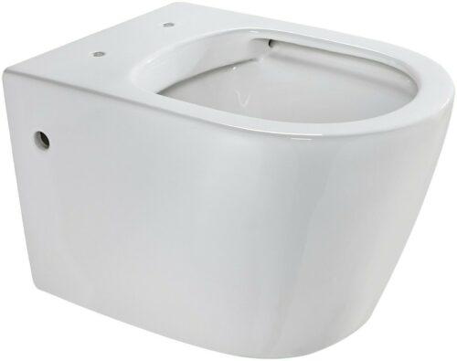 Wand WC Vigo Toilette spülrandlos WC-Sitz Softclose B63488014 ehemalige UVP 229,99€ | Wand WC Vigo Toilette splrandlos WC Sitz Softclose B63488014 UVP 22999 233509150304 3