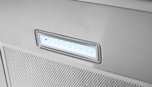 Wandhaube mit Glasschirm 60cm Leistung bis zu 282,6m³/h B704641 ehemalig UVP 89,99€ | Wandhaube mit Glasschirm 60 cm Leistung bis zu 2826 mh B704641 UVP 8999 232821664120 4