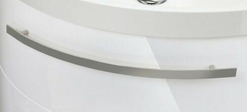 Waschtisch »Flow«, weiß Breite 65 cm, (2-tlg.) B235316 UVP 599,99 €   Waschtisch Flow wei Breite 65 cm 2 tlg B235316 UVP 59999 233138975221 5