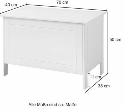 Wäschekorb Venezia Wäschebox 70cm breit B92057242 UVP 119,99€ | Wschekorb Venezia Wschebox 70 cm breit B92057242 UVP 6999 232900285111 5